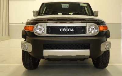 Toyota FJ Cruiser - Exterior