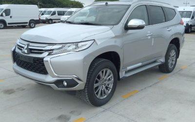 Mitsubishi GLX - Exterior