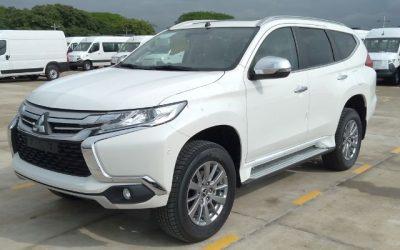 Mitsubishi Montero GLX - Exterior