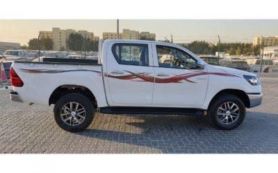 Toyota Hilux Widebody - Exterior