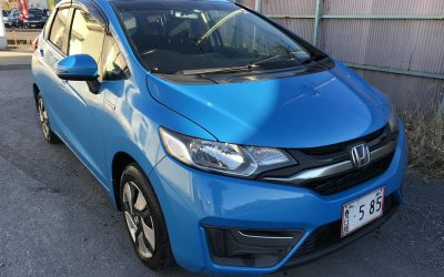 Honda Fit Hybrid - Exterior