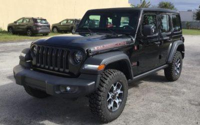 Jeep Wrangler - Exterior