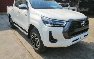 Toyota Revo Hilux - Exterior