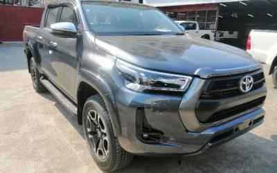 Toyota Hilux Prerunner - Exterior