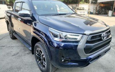 Toyota Hilux Revo Prerunner - Exterior