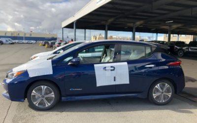 Nissan Leaf - Exterior
