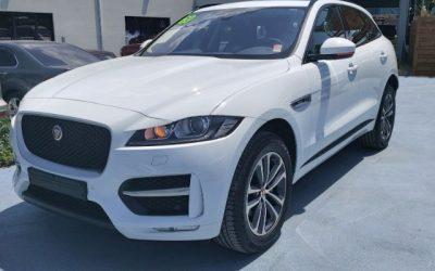 Jaguar F-Pace - Exterior