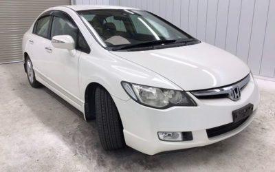 Honda Civic GL - Exterior