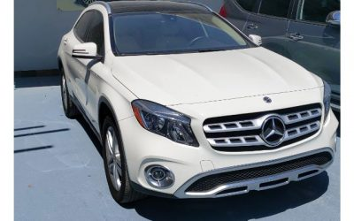 Mercedes-Benz GLA 250 - Exterior