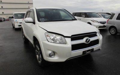Toyota Rav 4 - Exterior