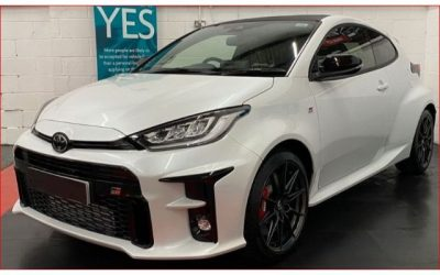 Toyota Yaris GR-Y Circuit - Exterior