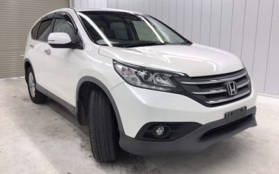 Honda CRV 4WD - Exterior