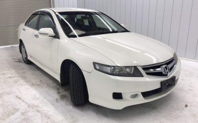 Honda Accord 20EL - Exterior