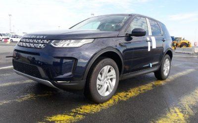 Land Rover Discovery - Exterior