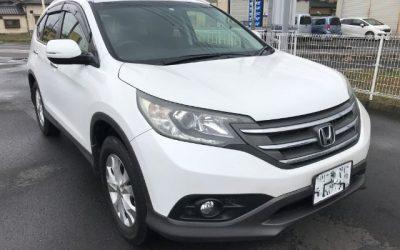 Honda CRV - Exterior