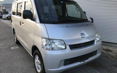 Toyota Townace Van - Exterior