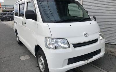 Toyota Liteace Van - Exterior