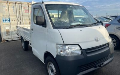 Toyota Townace Truck - Exterior