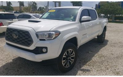 Toyota Tacoma - Exterior