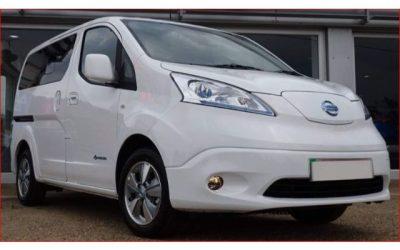 Nissan NV200 Evalia - Exterior