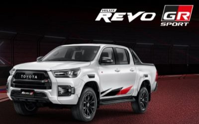 Toyota Hilux GR Sport - Exterior