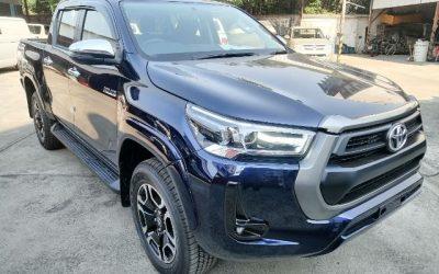Toyota Hilux Revo - Exterior