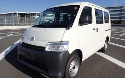 2021 Toyota Townace Van - Exterior